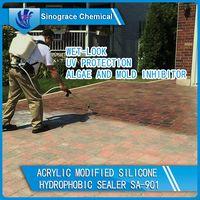 Acrylic Modified Silicone Hydrophobic Paver Sealer SA-901