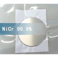 Nickel Chromium (NiCr) alloy sputtering targets thumbnail image
