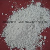 Abrasive grinding lapping white aluminum oxide