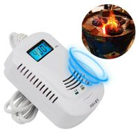 4 in 1 carbon monoxide and gas detector lpg/natural gas alarm with CO sensor thumbnail image