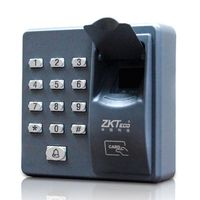 RFID fingerprint card reader for access control