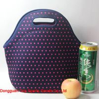 lunch bag, picnic bag