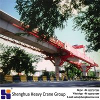 Industry selling segmental underslung launching gantry equipment crane