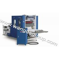 WD-FTM2-180/190/200/210/2-6 Automatic Box-Drawing Face Tissue Machine