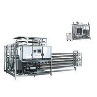 UHT Ultra-High Temperature Instantaneous Sterilization Machine