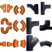 EN877/ASTM A888 Cast Iron Pipe Fittings