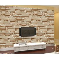 pvc vinyl brick wallpaper 3d wallpapers for home decoration design wallpaper for home hotel bar deco thumbnail image
