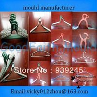 high quality plastic injection clothes hanger mould factory