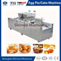 Automatic Cup Cake Muffin Forming Machine