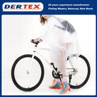 M Hot Sale Stylish Portable EVA Raincoat Poncho For Cycling thumbnail image