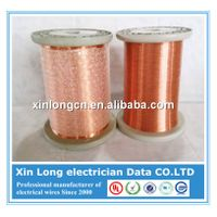 Good Electric Conductivity Enameled Copper Wire Coil Copper Wire Prices For Sale