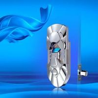 biometric door lock&keyless door lock | security door #6600-108A