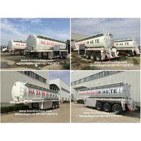 25,000 liters waste water suction tank semi trailer thumbnail image