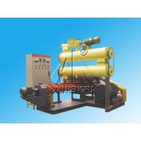 Floating fish feed dry extruder machine