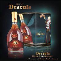 Soul of Dracula Brandy VSOP 70 cl