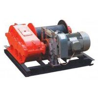 Electric Cable Winches with Max. Lifting Load 3t