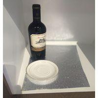 Self adhesive cabinet mat, Self adhesive under sink mat