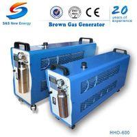 hho copper pipes welding machine