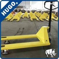 Hydraulic Hand Pallet Truck Hand Brake Transpallet 3 ton with CE