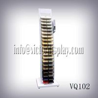 Stone Tiles Display Rack from Victor Display VQ102