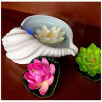 sea shell ceramic humidifier
