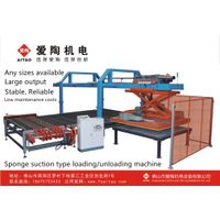 tile loading and unloading machine SHM-2200 Sponge suction type