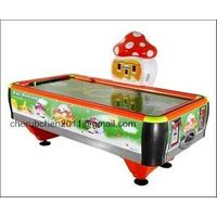 Amusement coin operated air hockey game ICE-M001