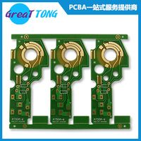 Electric Vehicle Warning Sounds System PCB Layout