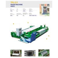 Paver machine(Finisher machine)