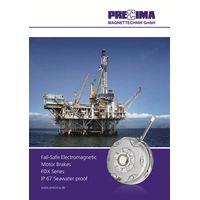 PRECIMA FDX Seawater Resistant Safety Brakes thumbnail image