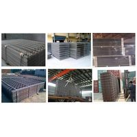 Electro welded wire mesh for concrete reinforcement 009