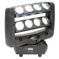 LED spider moving beam light