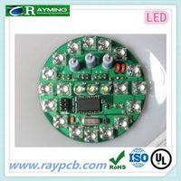 Led panel circuit board,Led Mounted PCB,led light pcb