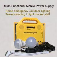Solar charging radio led lighting thumbnail image