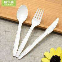 Corn Starch cutlery set