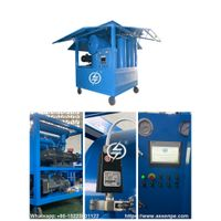 Portable High Vacuum Transformer Oil Filtration Machine,Oil Purifier Manufacturer