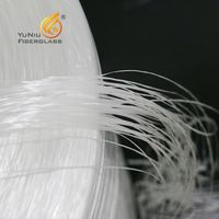 YUNIU supplier 4800Tex Glass Fiber Gypsum Roving