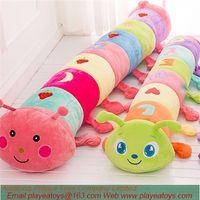 Caterpillar plush toy caterpillar soft toys pillows DS-OT001