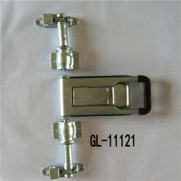 Steel Truck Container Door Lock Double Latch Door Lock