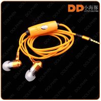 Top selling wired communication and mobile phone used glowing EL headphones