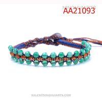 fashion jewelry leather wrap bracelets wholesale thumbnail image