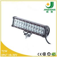 5700lm 72w double row led light bar wholesale led light bar