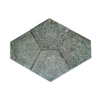 Pentagon Lava Stone Patio Pavers