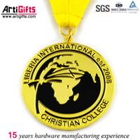 High quality metal taewondo award medals thumbnail image