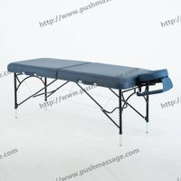 Aluminum massage tables