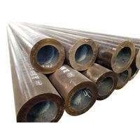 DIN1629 ST52 ST37 ST44 ST35 HOT ROLLED STEEL PIPE thumbnail image