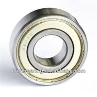 deep groove ball bearing 6204zz bearing 6204 2RS electric tools bearing