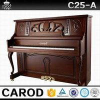 luo action 125cm upright piano
