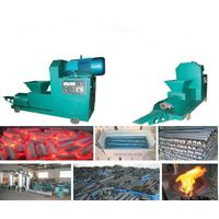 Fast burning waste wood briquette machine/waste wood charcoal making machine