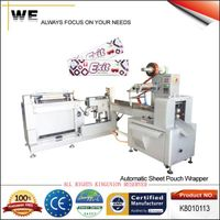 Automatic-Sheet-Pouch-Wrapper (K8010113)